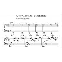 Melancholy - Alexey Kosenko