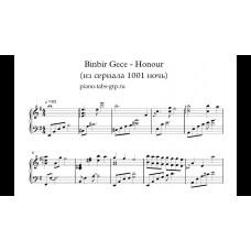 Binbir Gece - Honour из сериала 1001 ночь