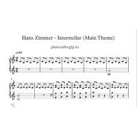 Interstellar - Hans Zimmer - Main Theme